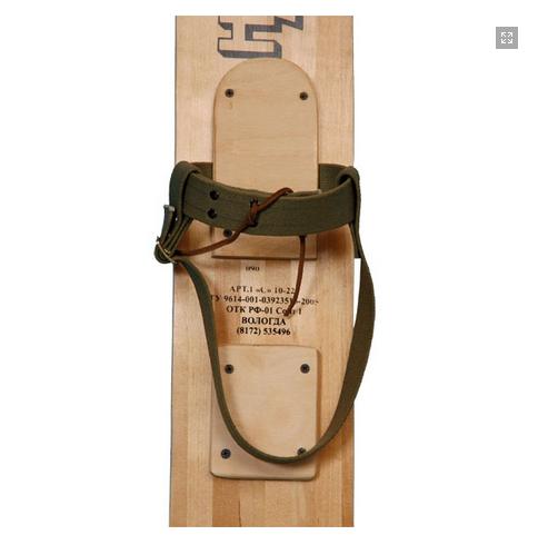 de786bb18c77 Крепления лыжные промысловые ЛРТ (брезент)